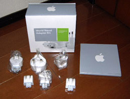 apple travel adapter kit instructions